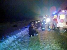Водитель из Татарстана погиб в лобовом столкновении с грузовиком на трассе 'Ижевск - Ува'