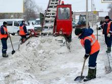 График уборки местных проездов: декабрь. Дорожники просят убрать автомобили