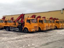 В Набережных Челнах изготовили 40 эвакуаторов «КАМАЗ» по заказу МВД