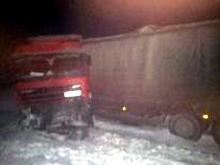 В Татарстане в столкновении с большегрузом погибла 24-летняя девушка