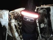 В минувшие выходные на автотрассах Татарстана погибли пешеход и двое водителей (+ видео)