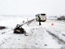 Водитель автобуса, перевозивший людей из Оренбурга в Казань, устроил смертельное ДТП
