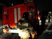 В поселке ЗЯБ обгорел автомобиль «Опель Астра», пока его хозяин зашел в «Макдональдс»