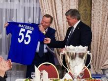 Наиль Магдеев просит руководство автогиганта сохранить за футбольным клубом имя КАМАЗ