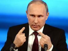 Путин пообещал выровнять зарплаты жителям Крыма, получающим в среднем 24 тысячи рублей