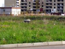 Исполком выставил на аукцион землю за проспектом Яшьлек под строительство многоэтажки