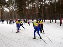 На Майдане спортклуб 'Снежные барсы' организовал в Набережных Челнах лыжно-биатлонный комплекс