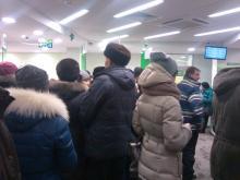 4 тысячи вкладчиков Татфондбанка в Челнах получили в Сбербанке 1.7 миллиарда рублей за день