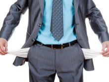 Работники челнинской фирмы жалуются на невыплату зарплаты - деньги 'застряли' в 'Татфондбанке'