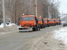 Дорожники не бросят чистить снег из-за задержки зарплаты