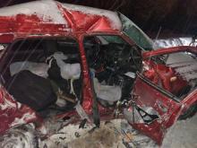 На автотрассе М-7 в Башкирии в ДТП погибли трое мужчин, возвращавшиеся с рыбалки