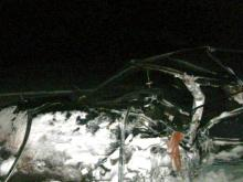 В Татарстане водитель сбил пешехода и тут же врезался в другую машину, водитель которой погиб