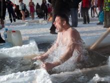Крещенские купания 18 января: В городе Набережные Челны определили для них три места