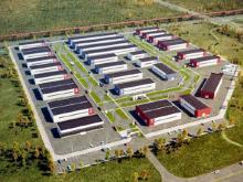 На проект коммунальной инфраструктуры промпарка 'Развитие' исполком готов потратить 7 млн рублей