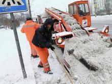 На зимнюю уборку городских дорог исполком потратит более 96 млн рублей. Тендер выиграло МУП 'ПАД'
