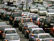 По дорогам в Набережных Челнах ездит сейчас 179 715 автомобилей и мотоциклов