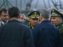 Сергей Шойгу проверил, как в Казани ремонтируют рекетоносцы ТУ-160 и бомбардировщики ТУ-22