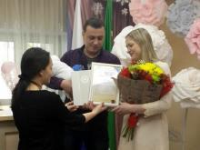 Семья директора конно-спортивной школы 'Тулпар' Марса Гилязова стала многодетной - родился сын