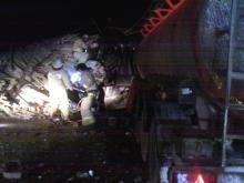 В Татарстане в двух ДТП погибли водители из Владимирской области и Башкирии