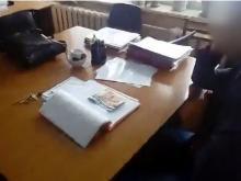 Как задерживали с взяткой доцента КФУ (видео МВД). Комментарий директора института Ганиева