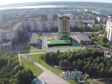 Проект строительства 17-этажки у парка Победы пока отвергнут: Квартиры на первом этаже будут темными