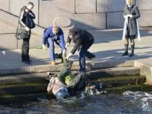 Челнинский фотограф выручил китайцев в Санкт-Петербурге. И те не забыли его поступка
