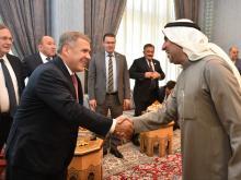 Рустам Минниханов предложил компании из Саудовской Аравии выращивать в РТ скот и кормовые культуры