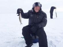 Рустам Минниханов вместе с сыном отправился на рыбалку и наловил судачков