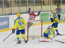 Хоккейный клуб 'Челны' проиграл второй матч одному из лидеров первенства - команде 'Мордовия'