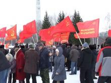 23 февраля коммунисты потребуют от Порошенко, Путина и Трампа 'остановить войну на Донбассе'