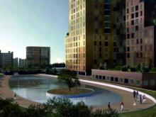Казанские строители вместе с жильем построят парк с катком, скалодромом и детским городком