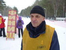 В парке «Прибрежный» началось строительство лыжной базы