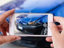Мобильное приложение 'Европротокол' поможет попавшим в ДТП самостоятельно его оформить