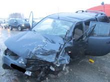 В Татарстане на автотрассе 'Казань – Оренбург' в ДТП погибли три человека