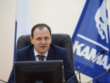 «КАМАЗ» и выборы президента РФ:  «Мы и раньше представляли отчеты правительству»