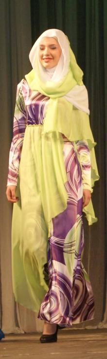 Мода: обращение к татарской теме