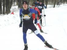 Дмитрий Головин завоевал бронзовую медаль чемпионата РФ по спортивному ориентированию