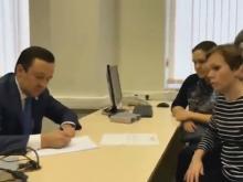 Клиенты 'Татфондбанка' предлагают раздать им деньги 'ТАИФ' и 'Татэнерго' как компенсацию (видео)