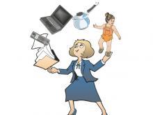 Успешная женщина, жена и мама: Как этого добиться?