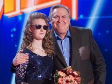 Слабовидящую воспитанницу детского дома из Татарстана покажут на шоу 'Ты супер!'