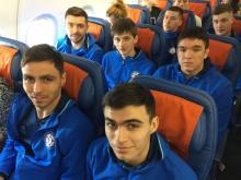 Футбольный клуб 'КАМАЗ' отправился на сборы в турецкую Анталью до 5 апреля