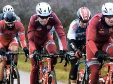 Ильнур Закарин закончил велогонку 'Париж - Ницца' на шестом месте