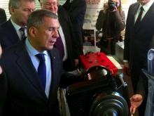 17 марта Рустам Минниханов осмотрит новые производства ГК 'Кориб' и холдинга 'Агросила'