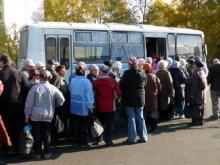 Горисполком утвердил перечень пригородных автобусных маршрутов в садовые общества