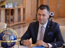 После встречи с Рустамом Миннихановым гендиректор турецкой компании поехал на 'КАМАЗ'
