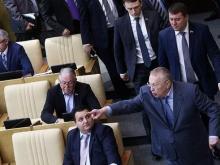 Альфия Когогина уверена, что Жириновский извинится перед депутатами за хамство (видео)