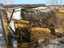 В Татарстане в перевернувшемся гусеничном тракторе погиб мужчина