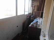 Нетрезвая жительница поселка Замелекесье получила серьезные ожоги, уснув на балконе своей квартиры