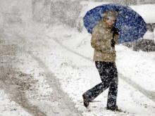 Завтра Татарстан накроет мокрая метель, ветер усилится до 15-18 метров в секунду