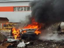 'Татвторчермет' в Набережных Челнах сжигал автомобили и поплатится за это штрафом